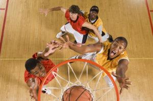 Custom Basketball Uniforms from Thompson's Sport Shop